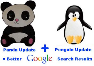 Google Panda And Google Penguin Updates