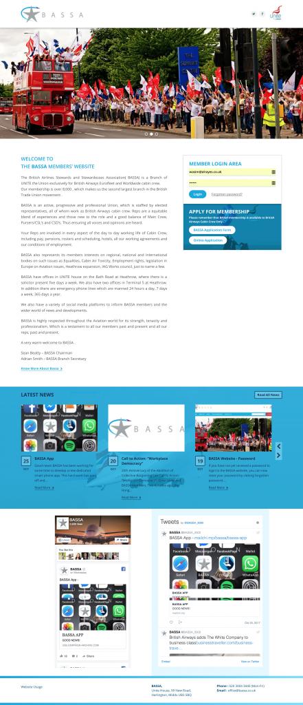 Union Website Desiginers