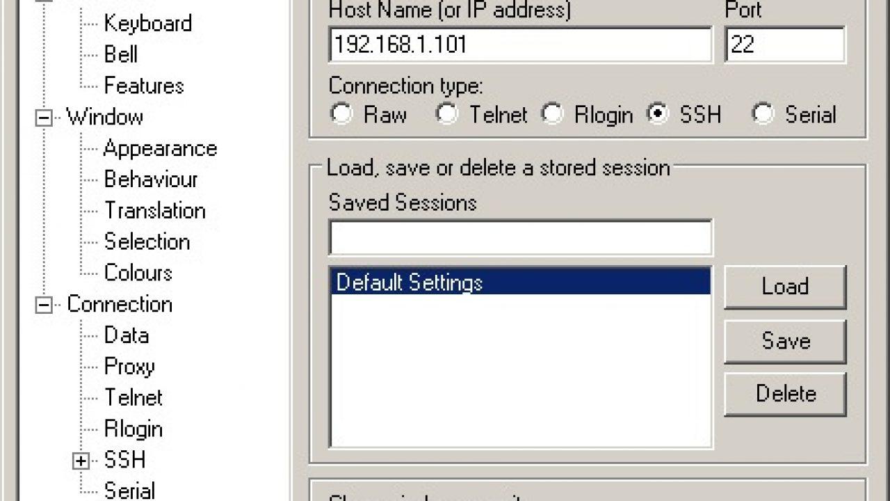 SSH 101: The Basics of PuTTY SSH Client